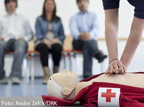 DRK - Erste Hilfe Ausbildung in Hamburg - - Startseite